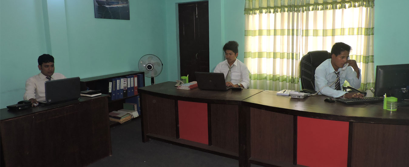 Shipping Nepal and Air Cargo Pvt Ltd Office