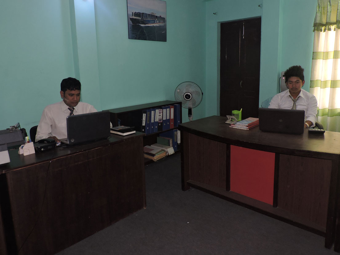 Shipping Nepal Air Cargo Office